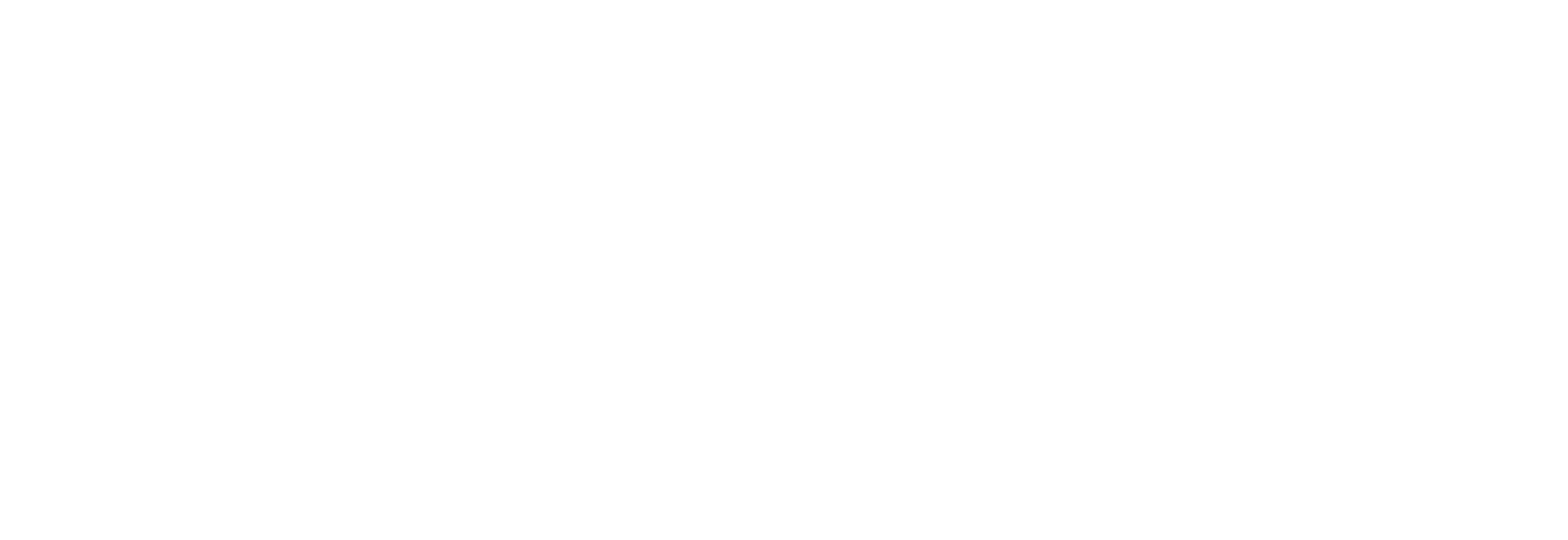 building land technology white logo