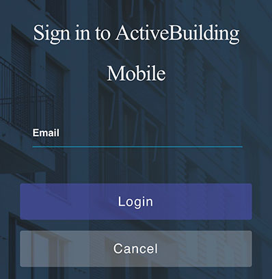 sign in on mobile